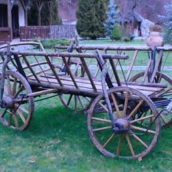 Cart Wagon Wheels Version 3