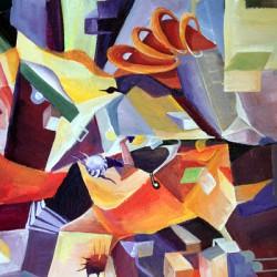 Dynamic Cubism