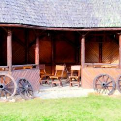 farmhouse rustic displate