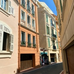 Monaco Downtown Street