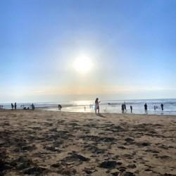 Silence by Seaside