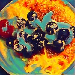 creme brulee food art 2