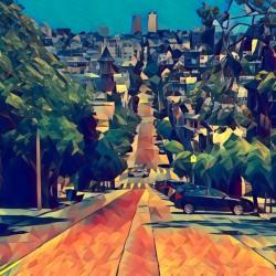 san francisco steep