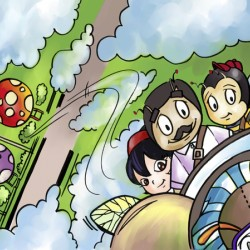 Let Your Dreams Take Flight - A Dream of Tomorrow  - Bugville Critters