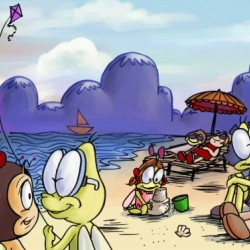 A Dream of Summer - Kites - Bugville Critters