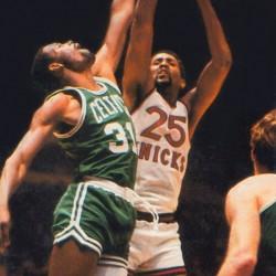 1980 New York Knicks Poster