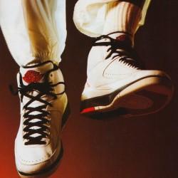 1987 Nike Air Jordan Parachute Not Included Ad
