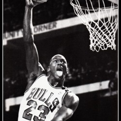 Michael Jordan Basketball Art Print