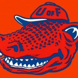 Vintage Florida Gators Wall Art