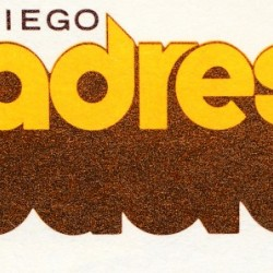 Retro San Diego Padres Art