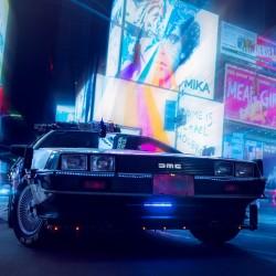 My DeLorean