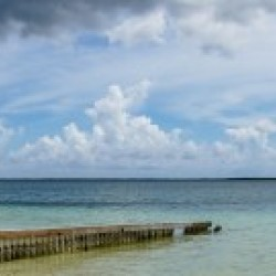 View of Georgetown from Starfish Point in Grand Cayman 2
