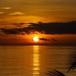 Sunrise at Cayman Kai
