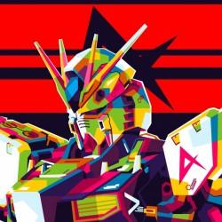 Rx-93 v Gundam NU Gundam