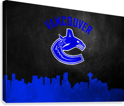 Vancouver Canucks  Canvas Print