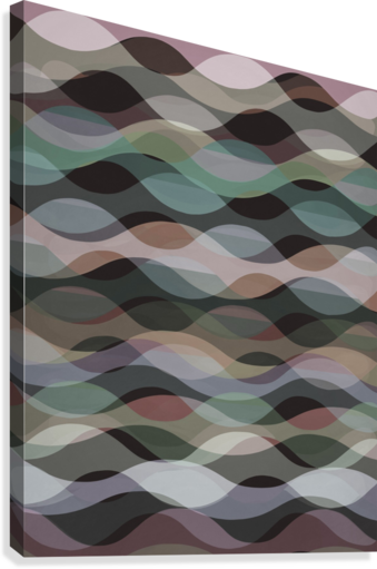 Abstract Composition 1127  Canvas Print