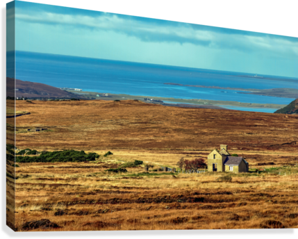 Donegal 12  Canvas Print