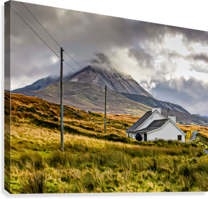 Donegal 17  Canvas Print