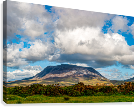 MUCKISH ERIC FRANKS PHOTOGRAPHY  Canvas Print