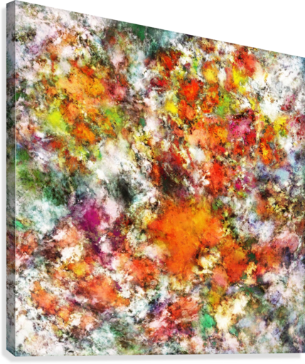 Spangle  Impression sur toile