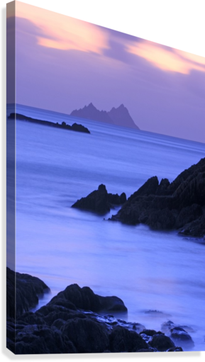 KY 281 Ballinskelligs Bay   Canvas Print