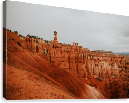 BRYCE CANYON UTAH STEPHANIEALLARD  Impression sur toile
