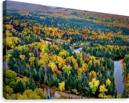 Tremblant  Canvas Print