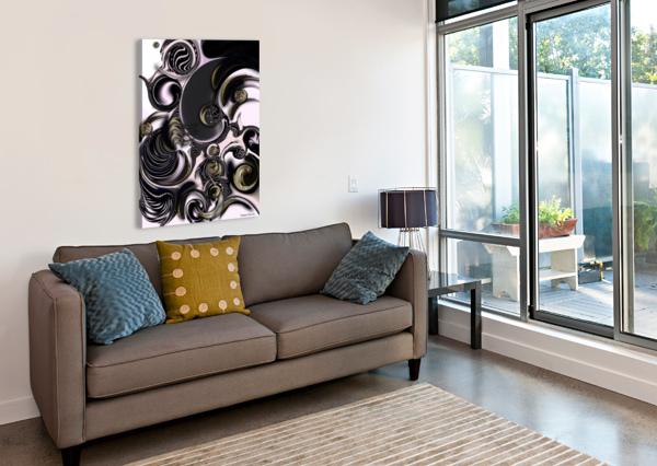 REFLECTING CREATION CARMEN FINE ART  Canvas Print