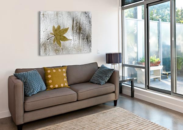 MELANCOLIE SOPHIE THIBAULT  Canvas Print