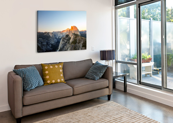 SEPARATED JONGAS PHOTO  Canvas Print