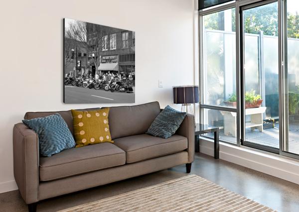 GRRRR JADUPONT PHOTO  Canvas Print
