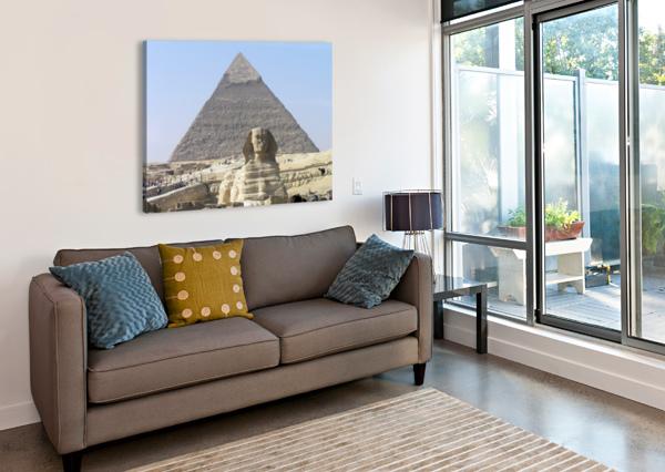 EGYPT 3 JODI WEBBER  Canvas Print