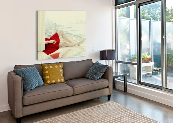LAZY AFTERNOON 1X  Canvas Print