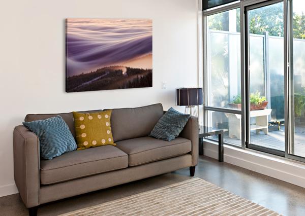 WHIPPED CREAM 1X  Canvas Print