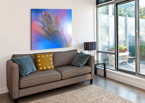 TOUCH ME SOFTLY... 1X  Canvas Print