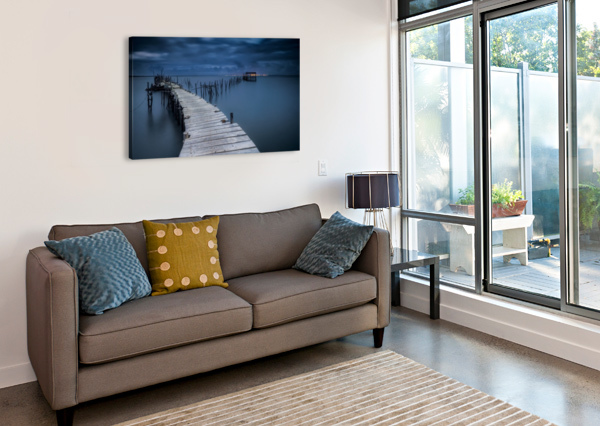 CARRASQUEIRA 1X  Canvas Print
