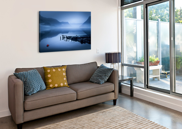 TRANQUILITY 1X  Canvas Print