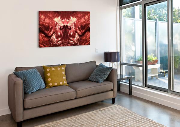 1539781665556 DOAN MAY  Canvas Print