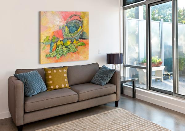 G125 DAN MARIAN MARIAN RADULEA  Canvas Print