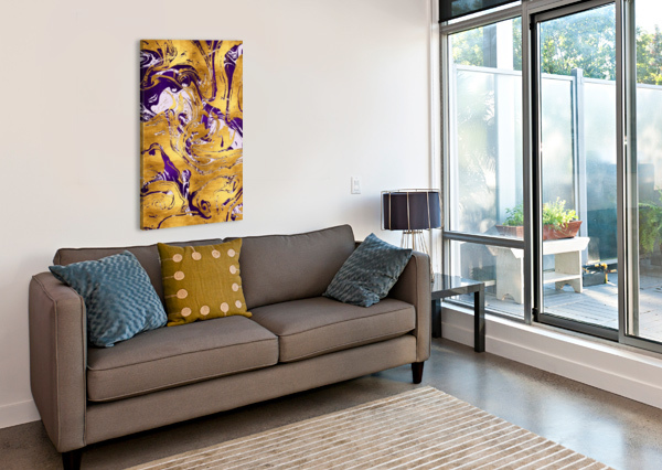 PR00 (7) ART DESIGN WORKS  Canvas Print
