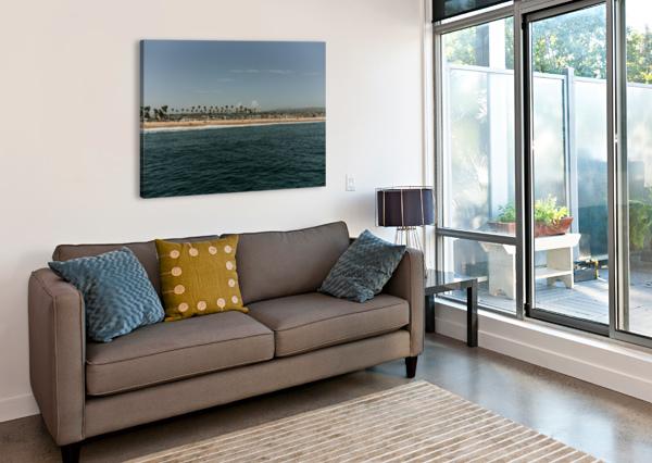 NEWPORT BEACH CALIFORNIA STEPHANIEALLARD  Impression sur toile