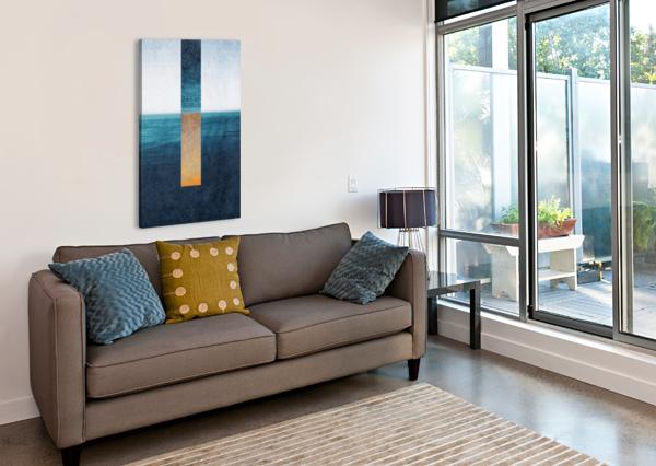 MODERN ART I ART DESIGN WORKS  Canvas Print