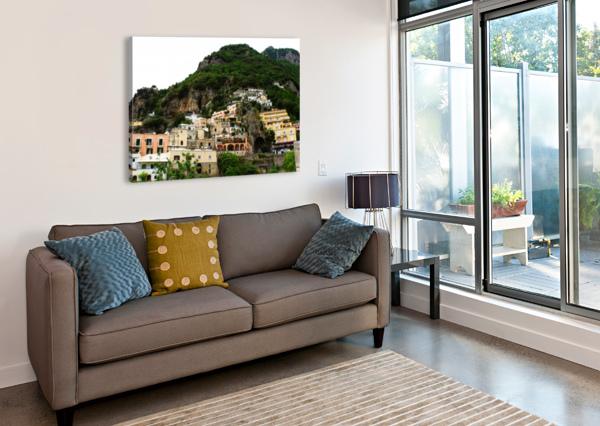LANDSCAPE - BEAUTIFUL VILLAGE - ITALY BENTIVOGLIO PHOTOGRAPHY  Canvas Print