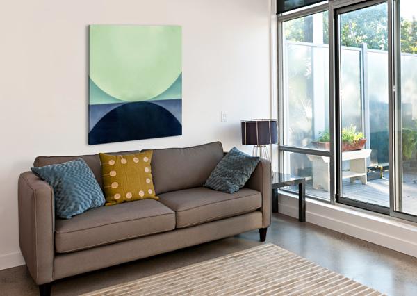 UMBRA JON WOODHAMS  Canvas Print