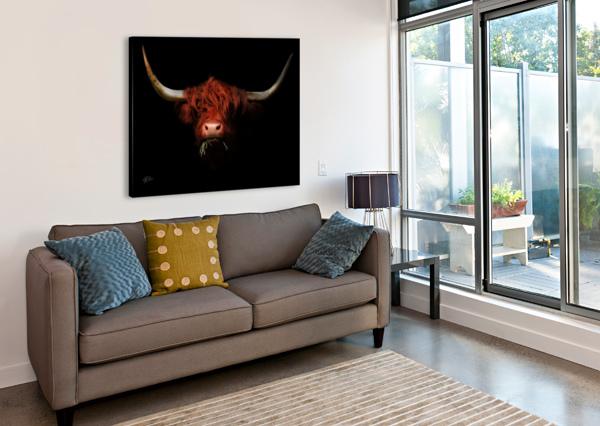 HEIDI RONNIE B GOODWIN  Canvas Print