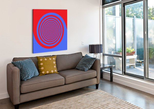 THIS IS A BEAUTIFUL DESIGN WITH GREAT COLOR, SHAPE, LINE, TEXTURE, SPACE AND VALUE.  (21) NGANHONGTRUONG  Canvas Print