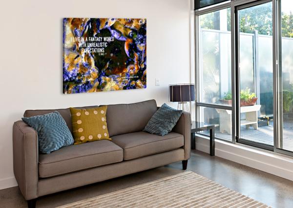 4D25108F 445E 465C A8CC 01718A53DAAB FRANCOISE LOOKENBILL-NEW CONTEMPORARY ART  Canvas Print