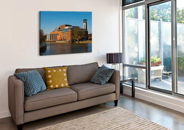 ROYAL SHAKESPEAR BUNNOFFEE PHOTOGRAPHY  Canvas Print