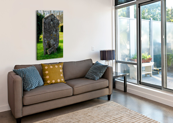 TOMBSTONE BUNNOFFEE PHOTOGRAPHY  Canvas Print
