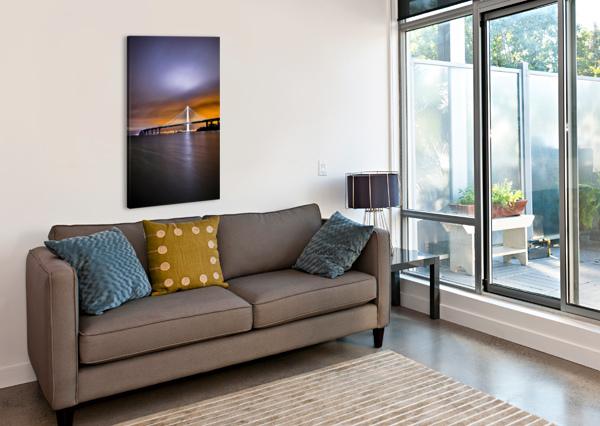 NEW HOPE JONGAS PHOTO  Canvas Print